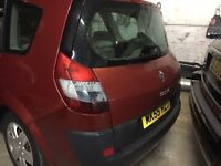 """2005 """"55"""" Renault Grand Scenic 7 Seater ***LOW MILES/FULL SERVICE HISTORY***"""