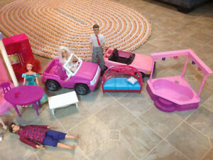 Barbie doll house plus Strathcona County Edmonton Area image 7