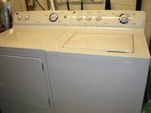 General Electric Washer & Dryer