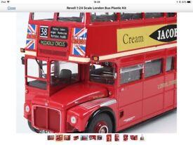 Revell Routemaster London Bus Model
