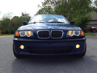 2001 BMW 3-Series 330i Xi Sedan