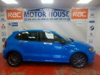 2015 Volkswagen Polo SE DESIGN(ONLY 20.00 ROAD TAX)(ONLY 43099 MILES) FREE MOTS