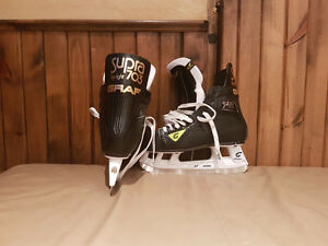 Graf skates brand new - worn once!! Kitchener / Waterloo Kitchener Area image 2