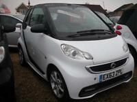 2013 SMART FORTWO CABRIO Edition21 mhd Softouch Auto