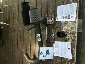 aFe cold air intake Like new! 2011-2017 chrysler 300