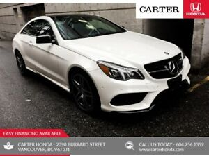 2016 Mercedes-Benz E-Class E400 4MATIC + YEAR-END CLEAROUT!