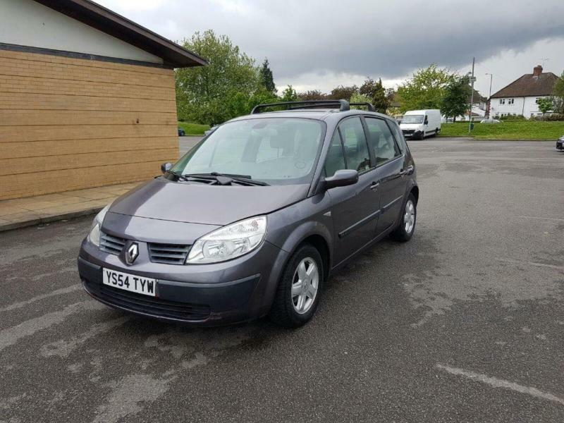 2004 renault scenic 1 4 16v expression 5dr in ealing london gumtree. Black Bedroom Furniture Sets. Home Design Ideas