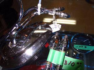 Harley mirrors-   recycledgear.ca Kawartha Lakes Peterborough Area image 6