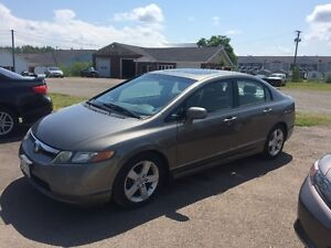 2006 Honda Civic EX5  SPEEDS Sedan  27000KLM