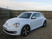 Volkswagen Beetle Design TDi 3dr DIESEL MANUAL 2014/14