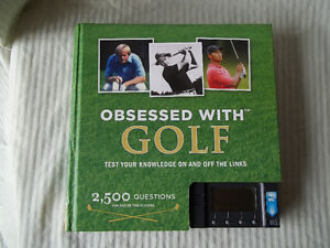 Book-Game - 'Obsessed With Golf'