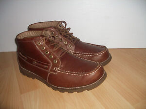 "NEW """" WindRiver """" leather boots ------ size 13 US men"