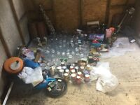 Large joblot vintage and collectables ideal for re sale on eBay or car boot