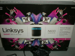 *** Reduced *** Linksys Dual-Band Smart Wi-Fi Wireless Router **