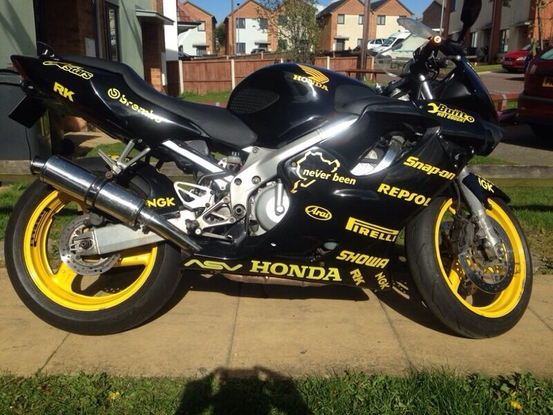 99 Cbr600 Fx And Upto 1000 For Bigger Newer Bike