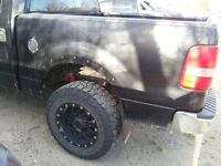 ProComp rims for Ford F150