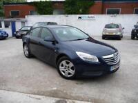 2010 Vauxhall Insignia 1.8 i VVT 16v ES 5dr, 12M MOT, FULL HISTORY, EW CD RCL