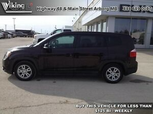 2014 Chevrolet Orlando LT   - $110.11 B/W - Low Mileage