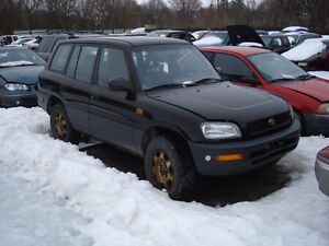 1997 Toyota RAV4 just arrived at U-Pull-It Elmira