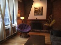 Furnished Old Montreal Condo Vieux Montreal Meublé