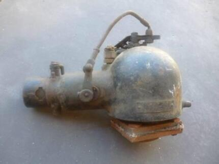 VINTAGE GAS CARBY BRASS.  1914 Adelaide CBD Adelaide City Preview