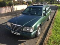 Mercedes Benz E200 W124 Estate 7seater
