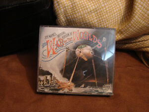 War Of The Worlds The 2 CD Fatbox