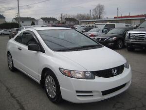 Honda Civic 2010 Coupe Automatique Financement Garantie 6495$
