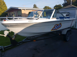 16ft boat for sale cheap  need gone ASAP