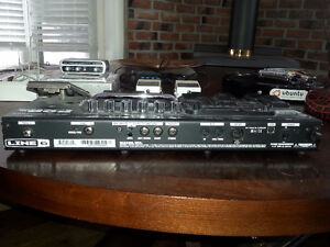 Boss delay & tuner, m-audio fastrack, and POD effect floor pedal Kitchener / Waterloo Kitchener Area image 3