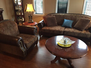 Couch Set + Coffee and end tables + more St. John's Newfoundland image 3