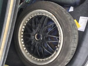 235/45R18 Rims and Tires