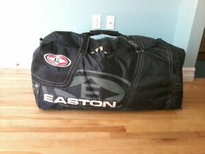 $100 bag full of hockey gear
