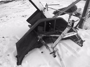 3 point hitch snowblower