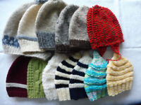 Toques, Mittens and Headbands