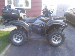 Yamaha Grizzly 660 2005