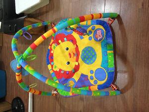 Bright Stars Infant baby Playmat -$10 Kitchener / Waterloo Kitchener Area image 1