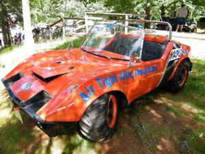 Maki M28 Amphibious Car Parts Wanted!