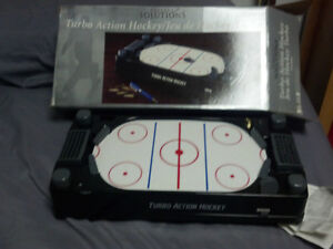 """Perfect Solutions Table Top Air Hockey Game - 14""""×10"""""""