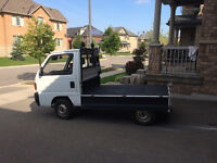 1992 Honda Other RHD acty Plow truck Pickup Truck