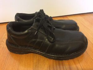 Brand new black oxford shoes