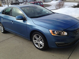 2015 Volvo S60 T5 Premier Plus Sedan immaculate & low KM