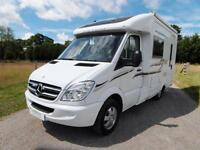 Auto-Sleeper Devon - 2013 - Mercedes - Automatic - Fully Loaded