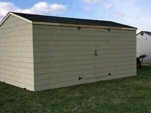 XL Shed / Mini Garage 12 x 20