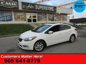 2014 Kia Forte LX+  AUTOMATIC SUNROOF POWER GROUP