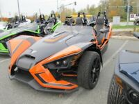 2018 Polaris Slingshot Slingshot SLR Orange Madness (0014D)