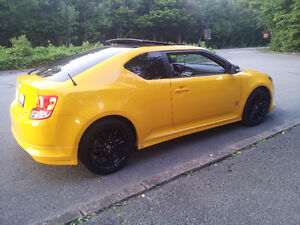 2012 Scion tC RS 7.0 Coupe (2 door) SAFETIED