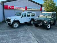 LAND ROVER DEFENDER 110 2.2 TDCI STATION WAGON(7SEATER) 2015/65