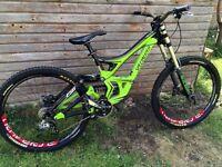 Specialized downhill bike Mint