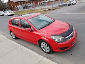**SATURN ASTRA XE 2008 HATCHBACK**AUTOMATIQUE**TOIT PANORAMIQUE*